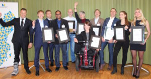 Vinnarna av ÅForsk 2015