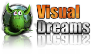 visualdreams logotyp