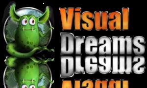 visualdreams logotyp