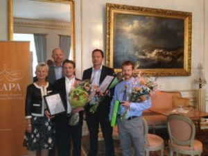 Prisutdelning SKAPA-priset Östergötland