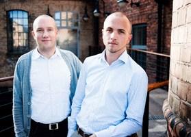 Fredrik Jonsson och Robin Kahlbom Cloudbase