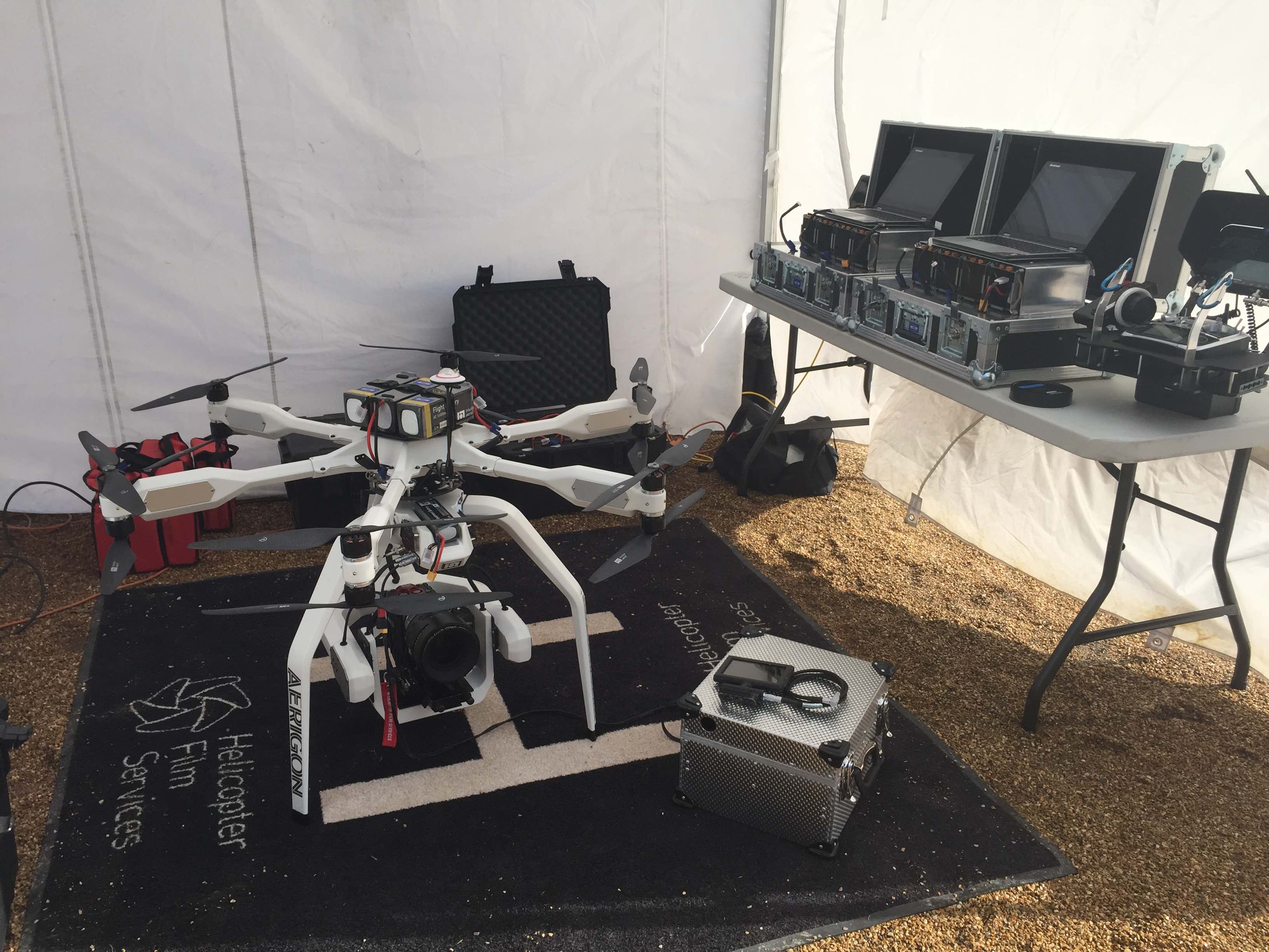 Intuitive Aerial AERIGON Helicopter-Film-Services