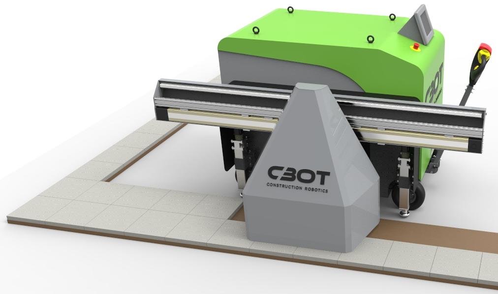 CBOTs rpbpt för automation av plattsättning
