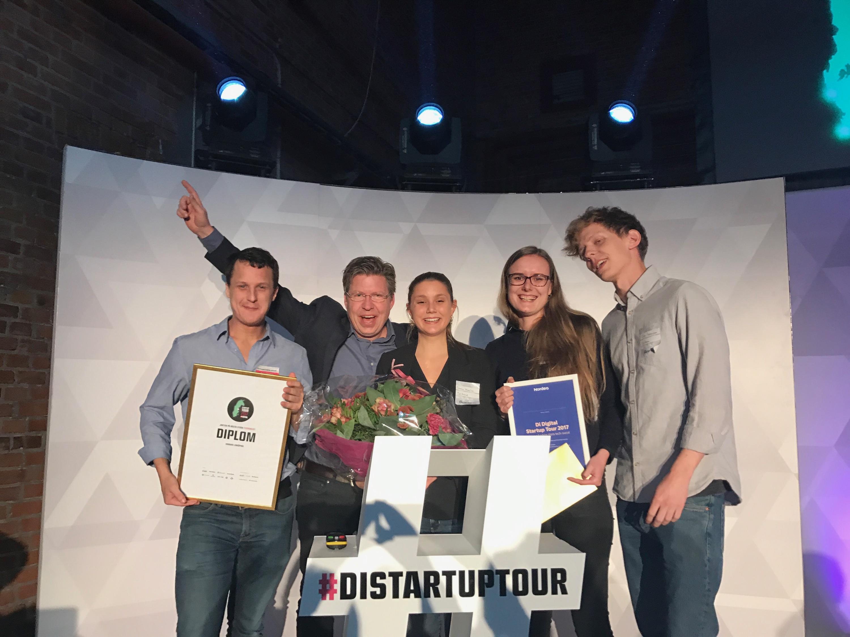 epishine vinnarei delfinalen av Distartuptour 2017.JPG