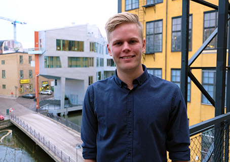 Anton Svensson LEAD EIR 2017