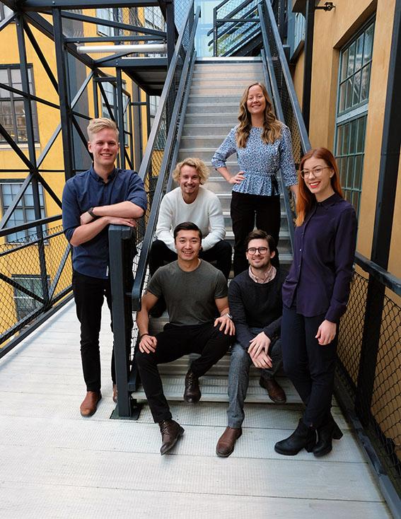 LEADEIR Visual Sweden 2018