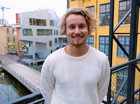 Patrik Björklund LEAD EIR 2017