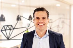 David Wallsten affärscoach på LEAD
