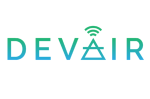 Devair logotyp