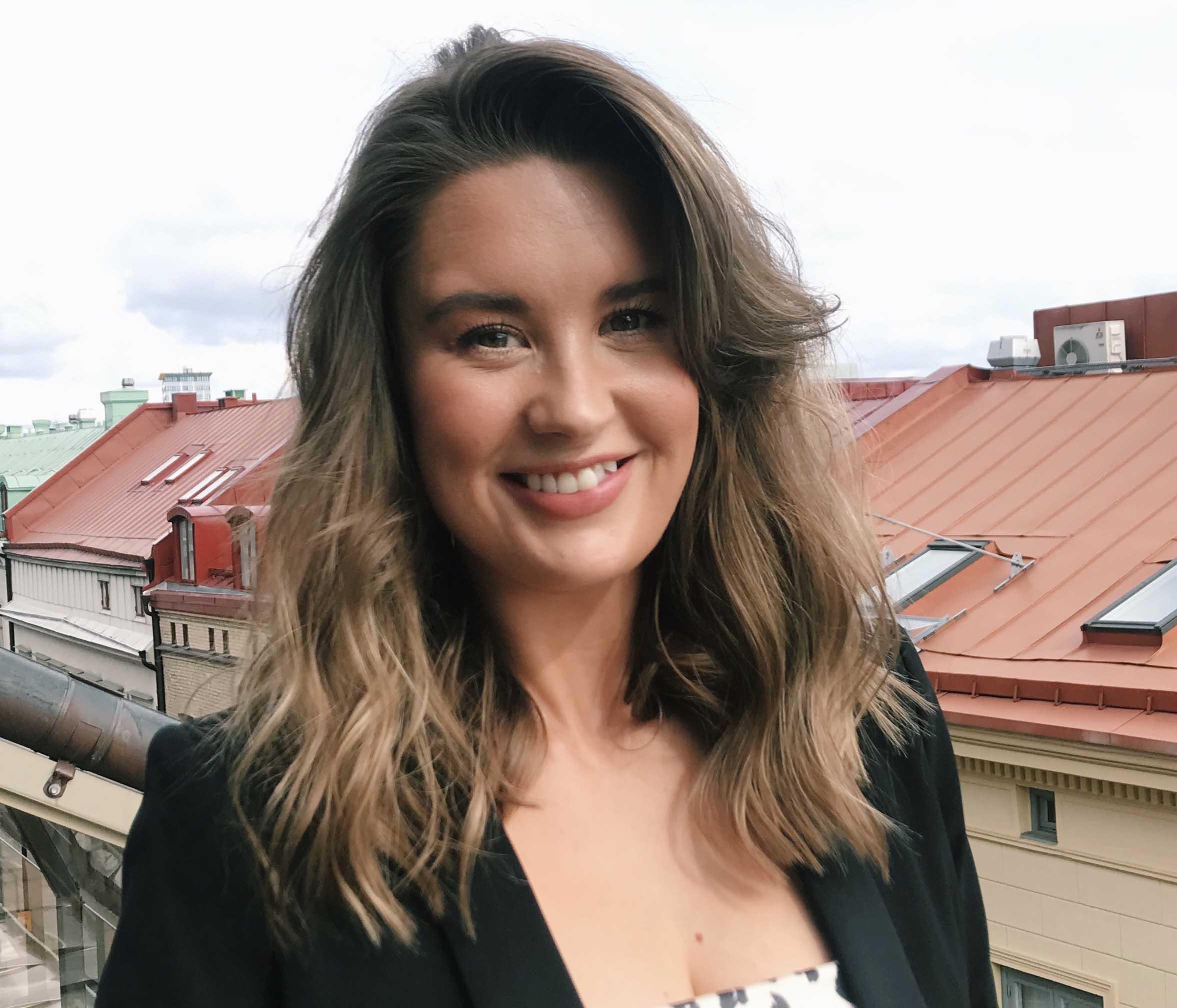Emma Krantz Ny Community Manager på LEAD