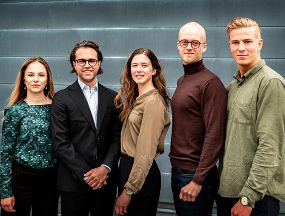 LEAD Entrepreneurs in Recidense ht 2019