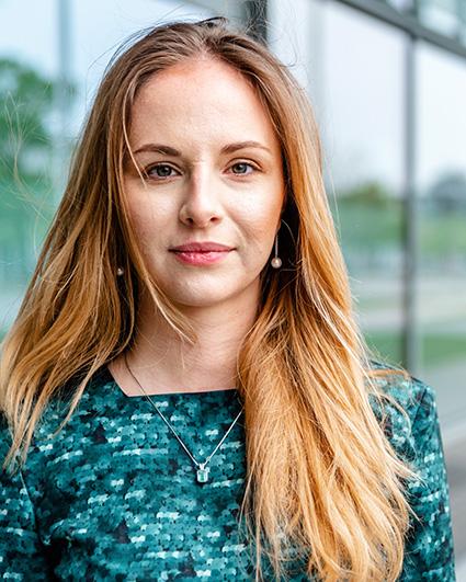 Nathalie LEAD Entrepreneur in Residence 2019