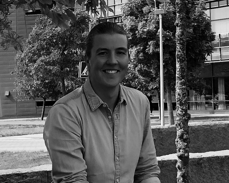 Tobias Widemar LEAD entrepreneur in residence 2018