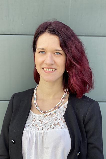 Eva Vollmer Entrepreneur in Residence 2020