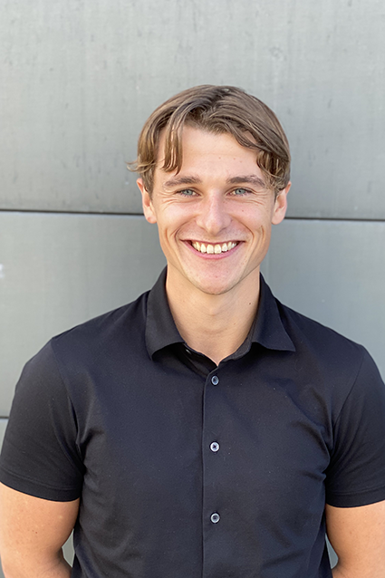 Liam Hardey Entrepreneus in Residence 2020