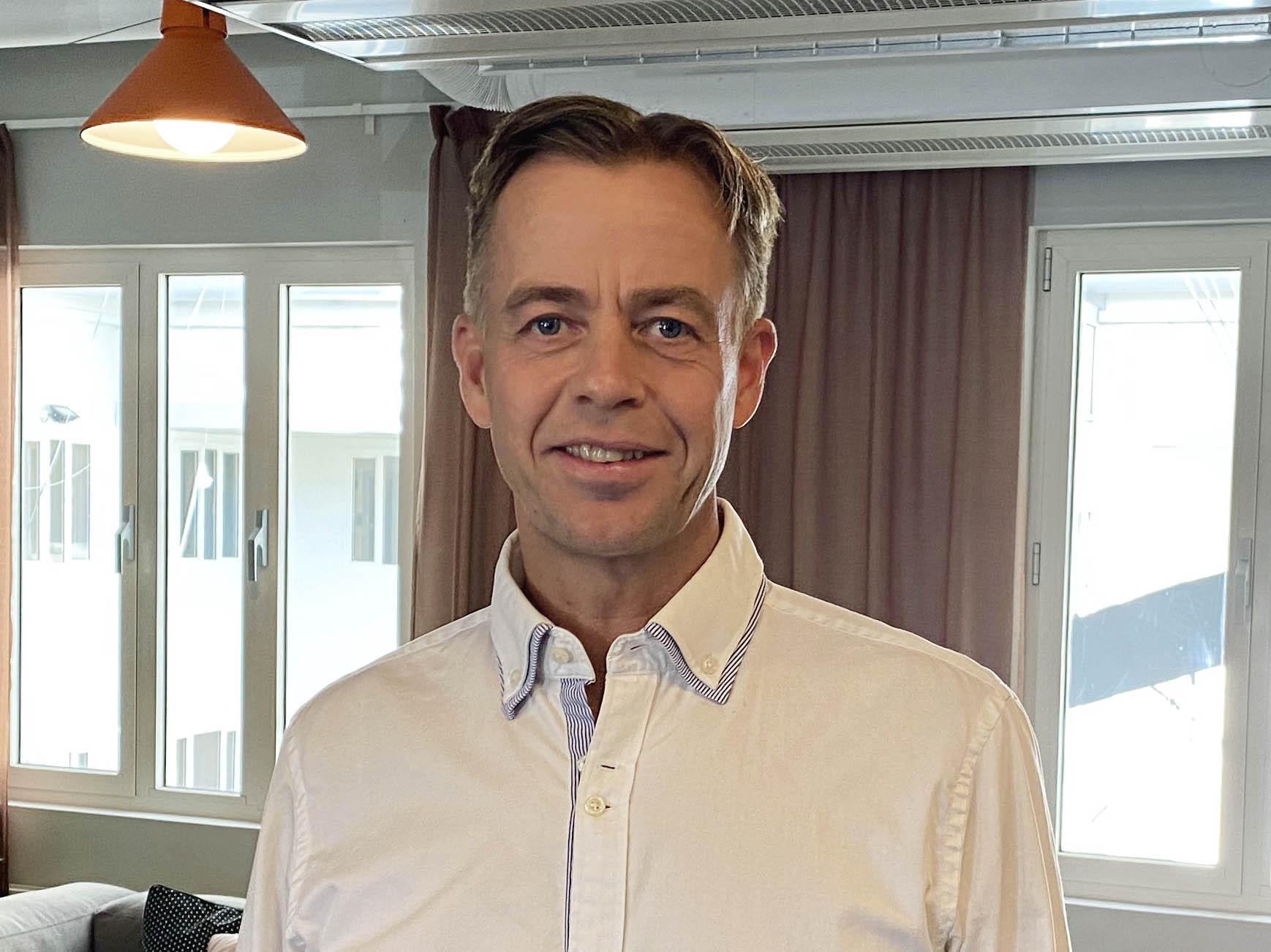 Magnus Sundstedt affärscoach på LEAD